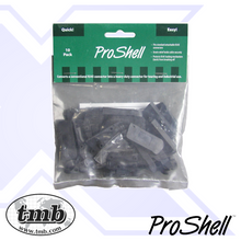 Load image into Gallery viewer, ProShell RJ45 Backshell - 10 Pack - With Cap - Black