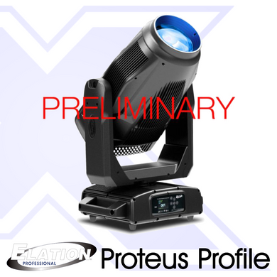 Proteus Profile - Coming Soon