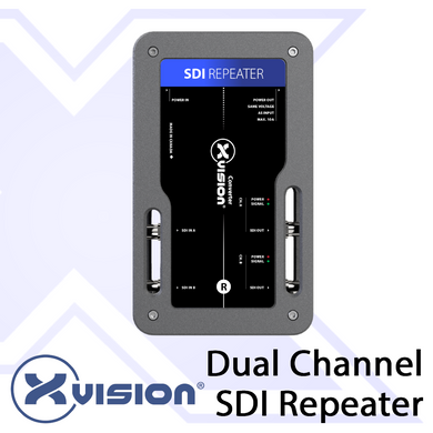 Dual Channel SDI Repeater