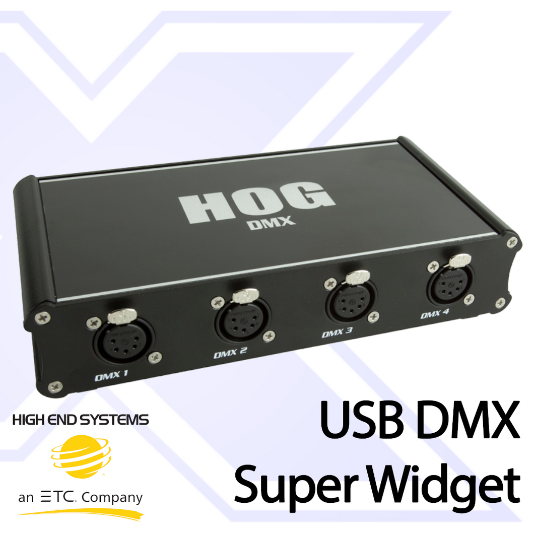 USB DMX Super Widget