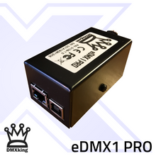 Load image into Gallery viewer, DMXKing eDMX1 PRO 3Pin