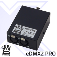 Load image into Gallery viewer, DMXking eDMX2 PRO 5pin