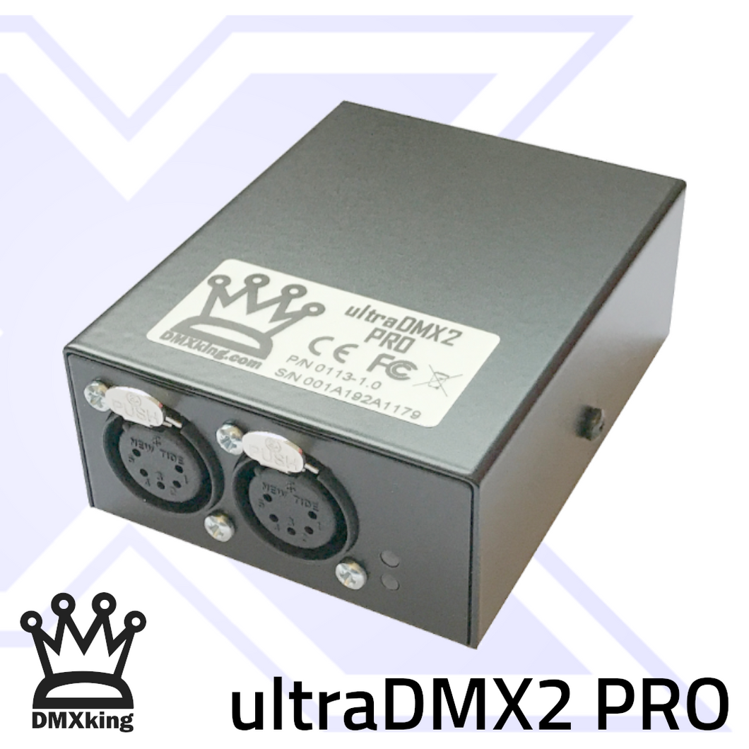 DMXking ultraDMX2 PRO 5Pin