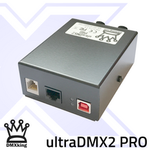 Load image into Gallery viewer, DMXking ultraDMX2 PRO 3Pin
