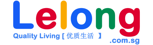 "LELONG.COM.SG ""quality living & effortless shopping 【优质生活】"