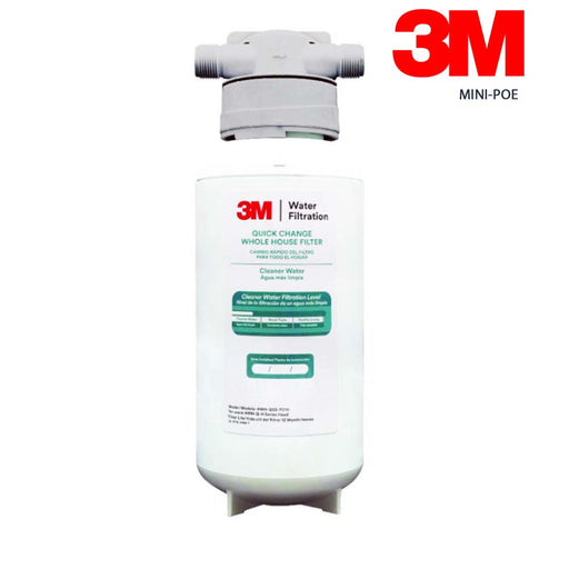 3M Mini POE whole house filtration, point of entry water filter, 3m water filters