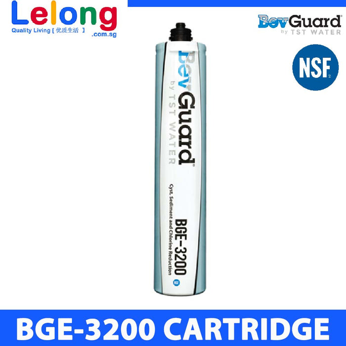 BGE3200 cartridge for BevGuard BGE3200 Water Filters ideal for commercial use, Cafe, Restaurant, Food & beverage use.