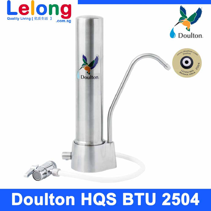 Doulton HQS Biotect Ultra Natural, Healthy, Finest Great Tasting Drinking Water System