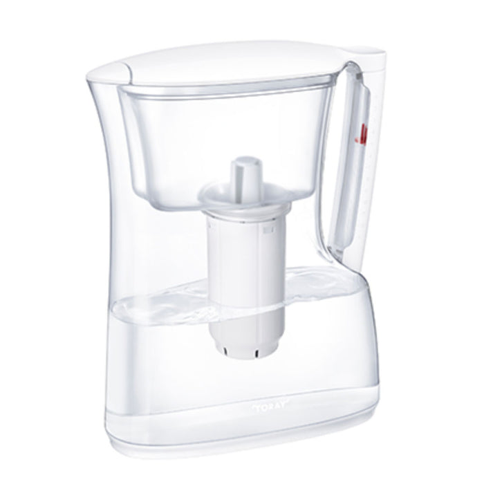 Torayvino PT304VSV Pitcher, Water Purifier, Water Filter
