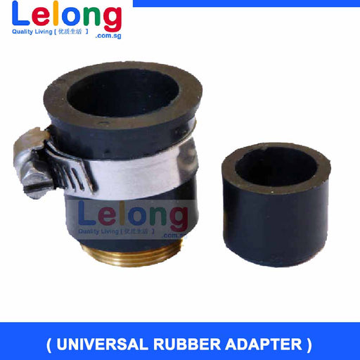 Universal Rubber Adapter Compatible to all major tap