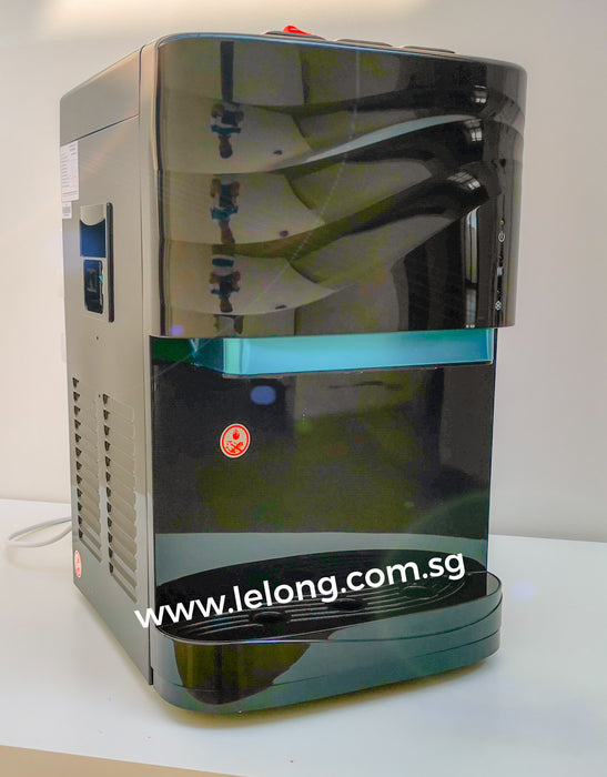 LL1631 HOT COLD AMBIENT Water Dispenser with 4 Korea Water Purifier, Counter-Top
