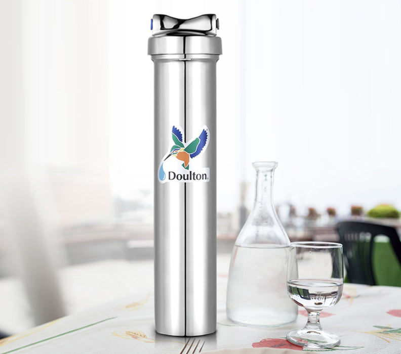 Doulton HISPF Biotect Ultra Natural, Healthy, Finest Great Tasting Drinking Water System [Under Counter]