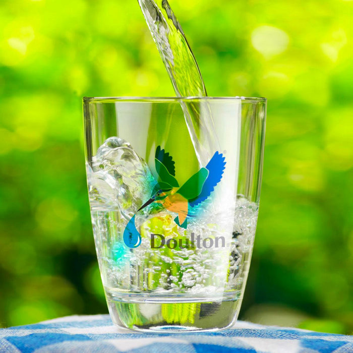 Doulton HIP2 KDF+BTU Natural, Healthy, Finest Great Tasting Drinking Water System [Under Counter]