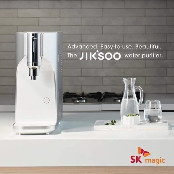 WPU A700D JIK.SOO HYPER Cold Hot Ambient Infant Child Water Purifier Tankless Water Dispenser