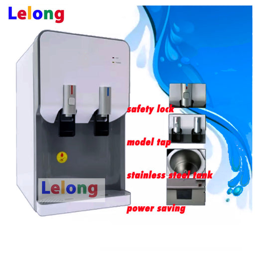 LL520 Hot & Ambient 4 stage Korea Filtered Water Purifier Water Dispenser Water Purification System Water Filtration System Water Filters System Water Dispenser Hot Normal
