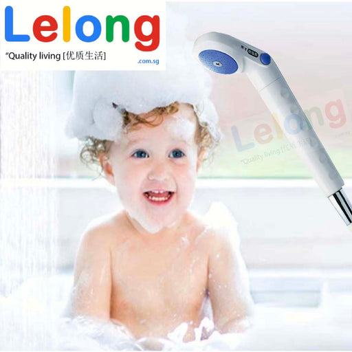 Torayvino RS51 Dechlorinating Shower Head Water Purifier