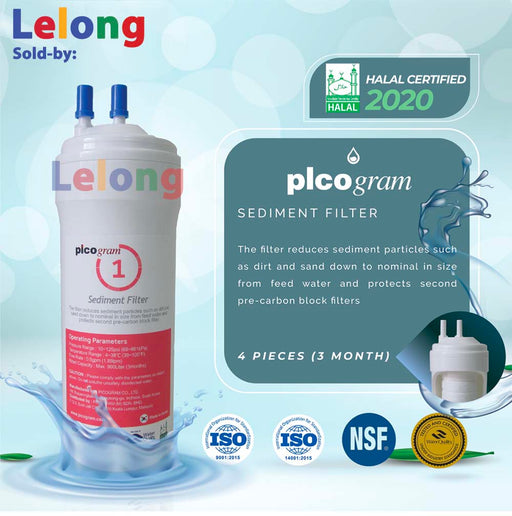 29CM, 11 INCH, Standard Water Filtration Hydrogen Antioxidant Alkaline Water Purifier, Korea picogram replacement water filters cartridges, ideal for all water purifier Tong Yang Magic & All Major Water Purifier System.
