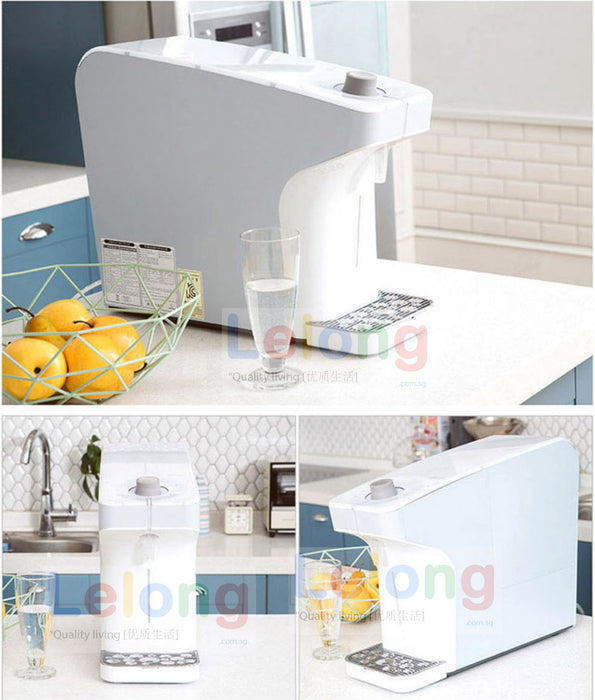[CNY PROMO] Simbi S1 Healthy Instant Hot & Cold filtered water dispenser, Simbi 1, water dispenser