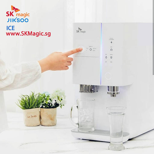 WPU-I200D JIK.SOO RICH Cold Hot Ambient Infant Child Ice Water Purifier Water Dispenser