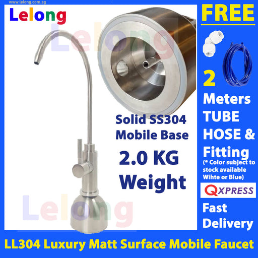 LL304 Luxury Matt Surface Mobile Faucet