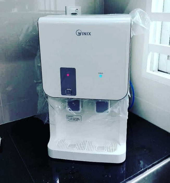 Winix W6D Filtered Water Dispenser Hot & Cold, Korea 4 Filters Water Purification System