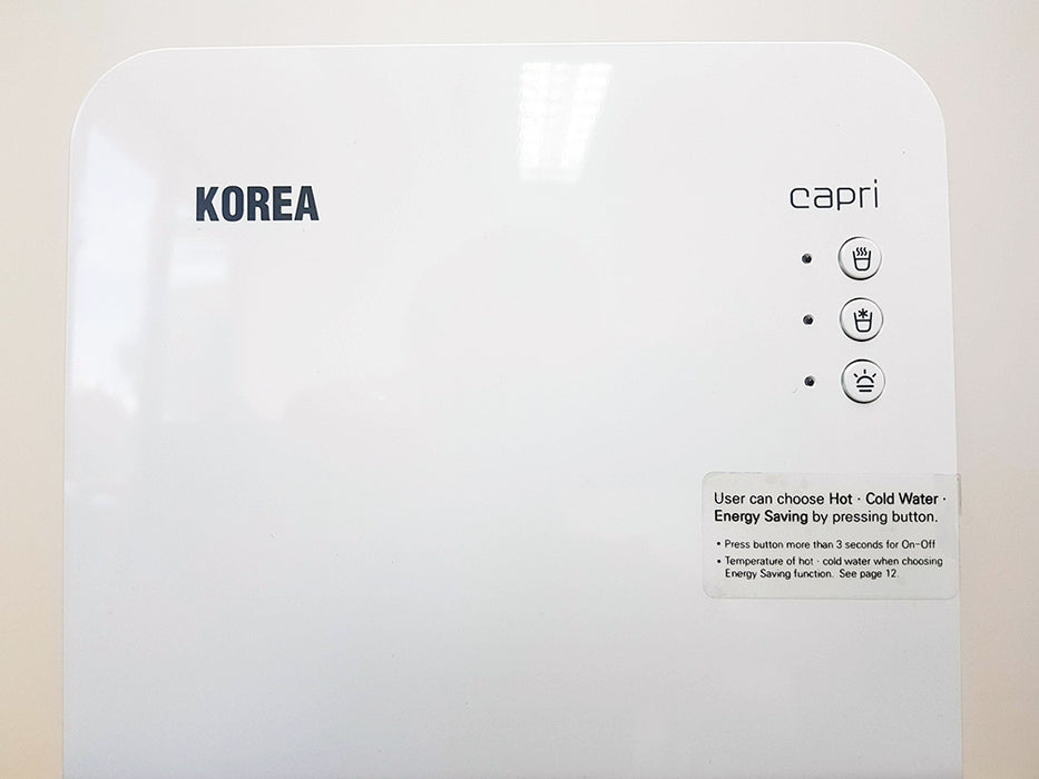 [Ultra Filtration Pi Energy Alkaline Water] Korea Winix Capri S100S Ultra Filtration Filtered Water Dispenser 5 Water Filters Water Purifier System *CounterTop