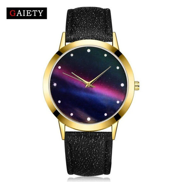 GAIETY High Quality Quartz Analog Watch - BADA$$ T-SHIRTS