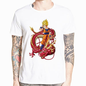 Dragon Ball Z Goku T-shirt - BADA$$ T-SHIRTS