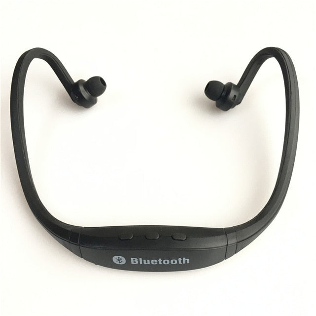S9 Bluetooth Earphone Wireless Sports Headphones - BADA$$ T-SHIRTS