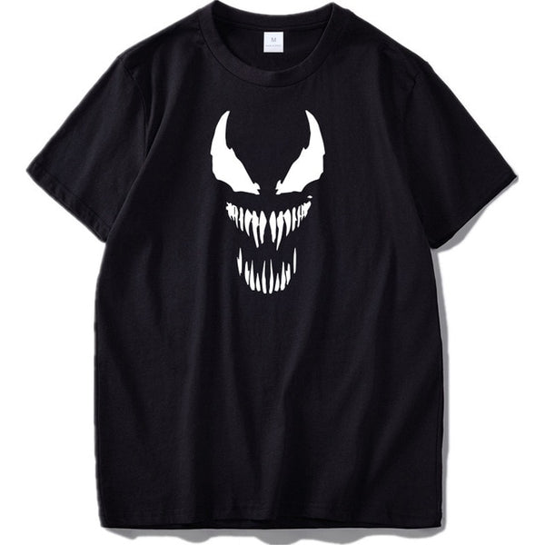 Venom T shirt Comic - BADA$$ T-SHIRTS