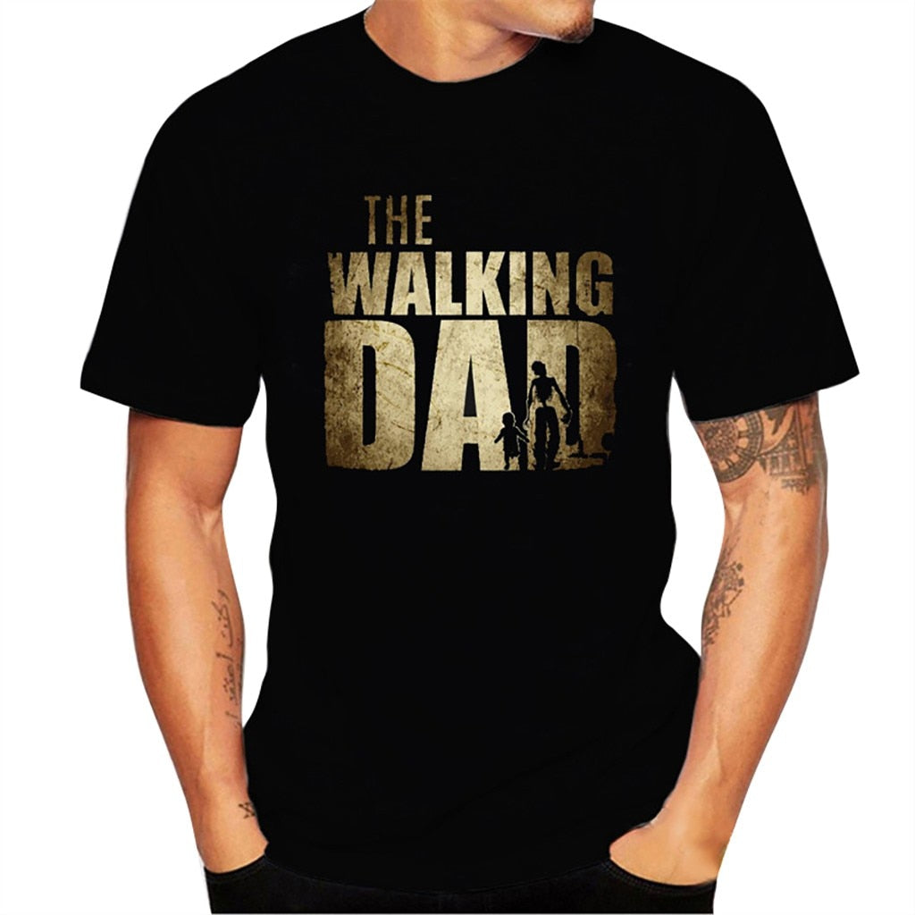 The Walking Dad - BADA$$ T-SHIRTS