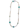 Pearl and Semi- Precious Stones Necklace