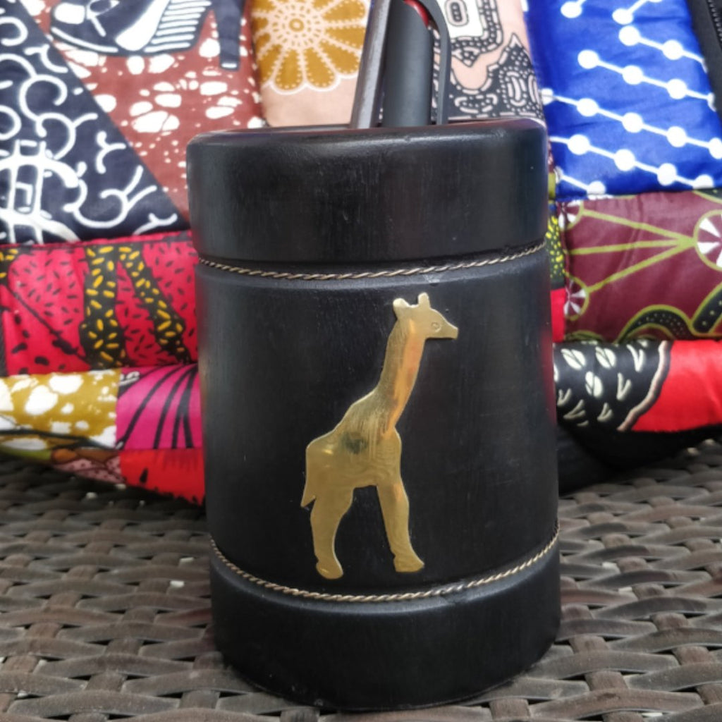 Pencil Holder Giraffe