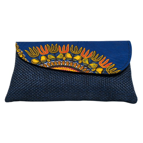 Banana Weaved Festival Make Up Bag