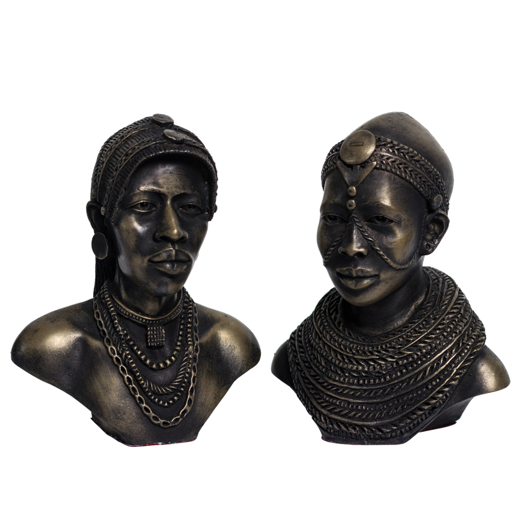 Samburu Heads Set Medium