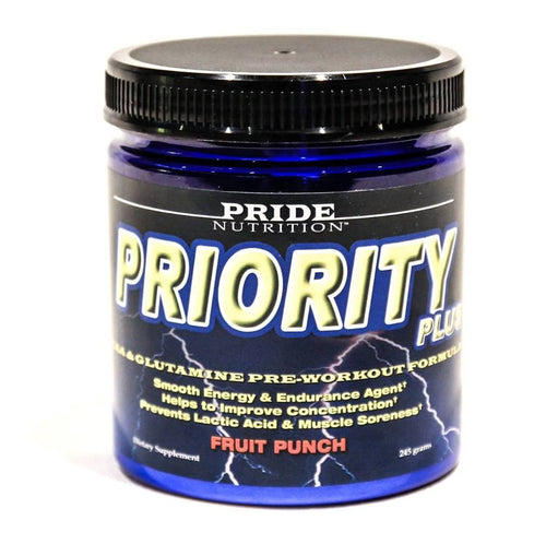 Priority Plus (with Caffeine)