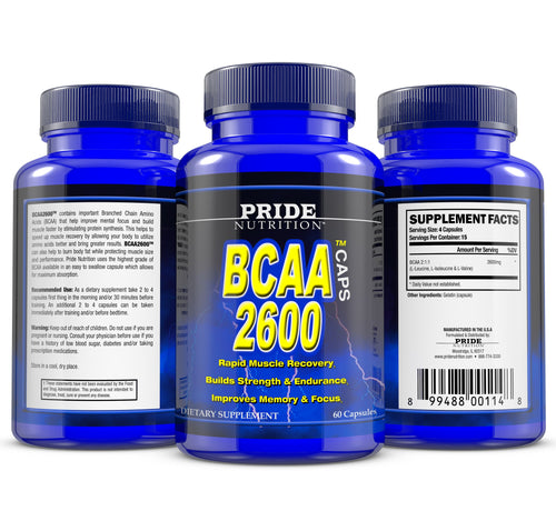 BCAA Caps (Recovery)