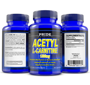 Acetyl L-Carnitine  (Fat Burner)