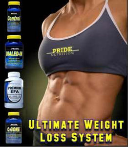 #1 Ultimate Weight Loss System With Premium EFA