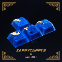 Zappycappys x GMK Lazurite Arrow sets