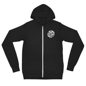 If Not Us zip hoodie