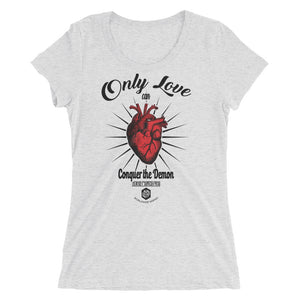 Only Love Ladies' short sleeve T-Shirt
