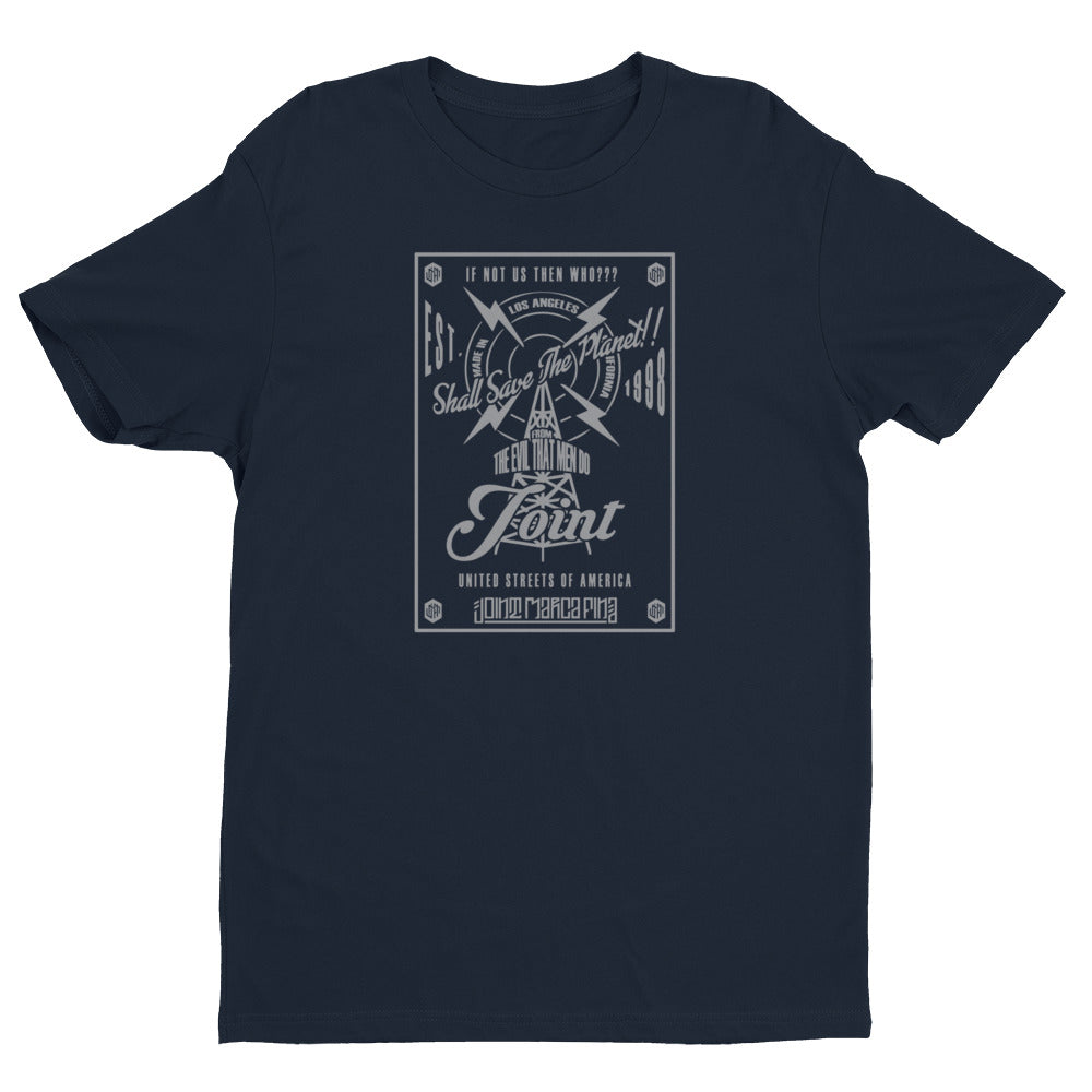 If Not Us Short Sleeve T-Shirt