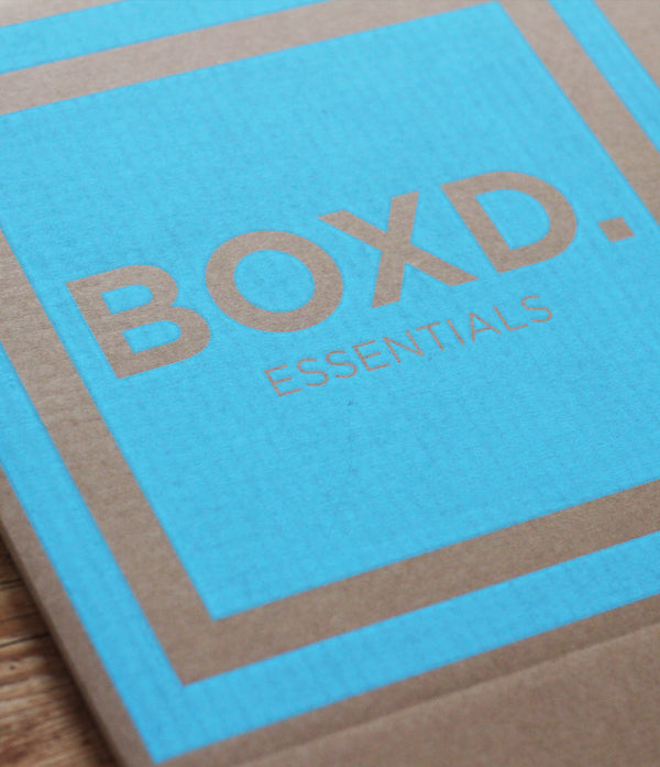 Custom printed shipping boxes for packaging: Boxd Essentials