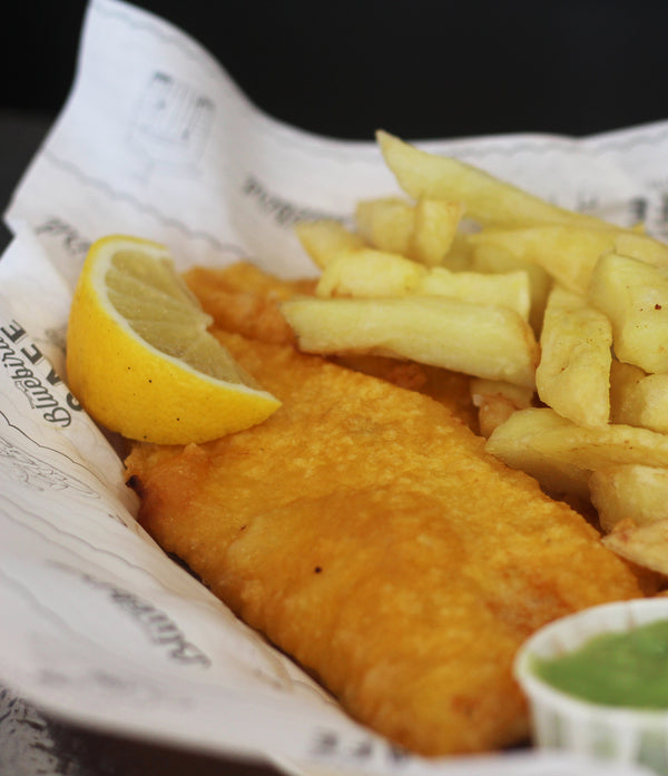 Why you should be serving your fish and chips in printed greaseproof paper