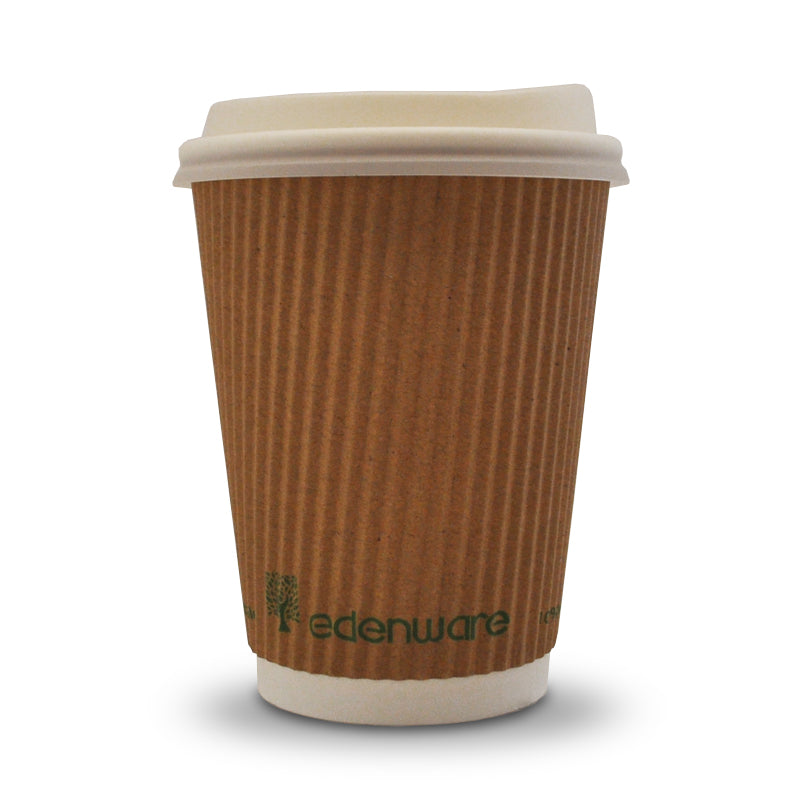 Bio / Compostable Hot Drink Cups & Lids