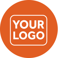 Branded With Your Company Logo