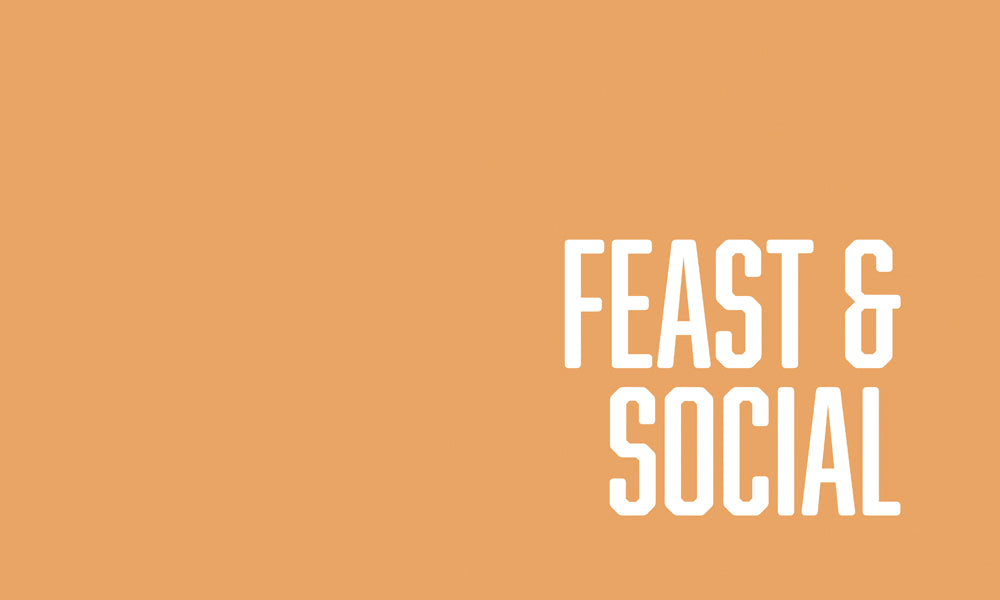 Here at Feast & Social we cater for all types of events, from canapé receptions and product launches, to private occasions and weddings