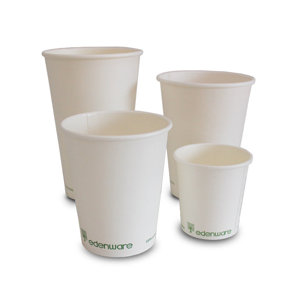 paper cup sizes