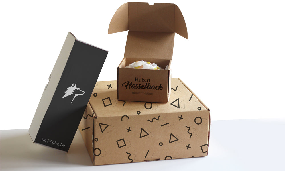 customised boxes